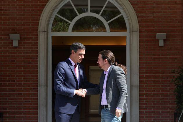 Imagen de archivo de Pablo Iglesias y Pedro