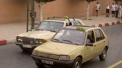 Marrakech: fini les tarifs à la tête du client pour les chauffeurs de