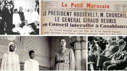Conférence d'Anfa: Mohammed V et l'ami