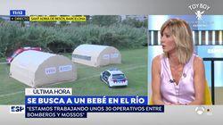 Susanna Griso habla en 'Espejo Público' de la adopción de su