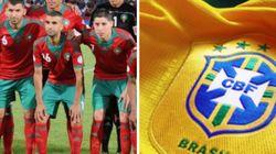 Foot: Le Brésil ne viendra pas à
