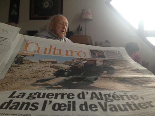 Le moudjahid René Vautier est mort: un immense artiste, un homme de grande