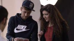 Leila Alaoui, Neymar et le