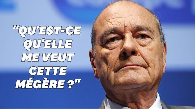Jacques Chirac avait lancé cette phrase à Margaret Thatcher en 1988 lors d'un sommet