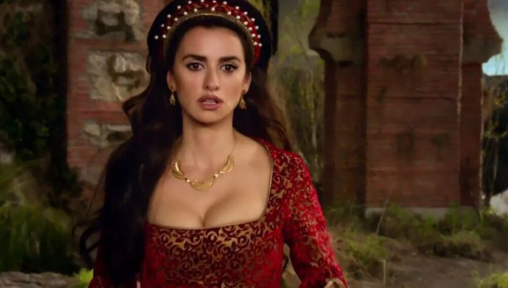 Penélope Cruz es protagonista de 'La reina de España', la película de Fernando Tueba que se quiso sabotear en 2016.