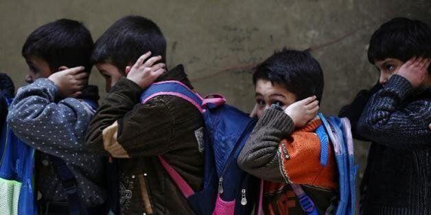 Syrie: 160 enfants tués dans des attaques d'écoles en