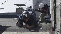 Moins de journalistes tués mais davantage enlevés en 2014, selon