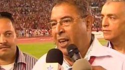 L'entraîneur du Moghreb de Tétouan