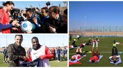 Ici, c'est Paris! Quand le PSG s'invite à Marrakech...