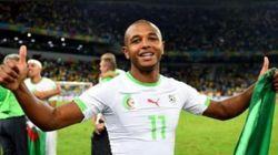 Yacine Brahimi est le joueur maghrébin de l'année selon France