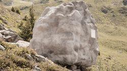Non, ceci n'est pas un rocher