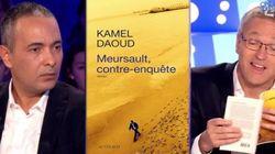 Kamel Daoud chez Ruquier: