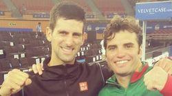 Tennis: Malek Jaziri participe à un tournoi avec André Agassi, Novak Djokovic et Pete