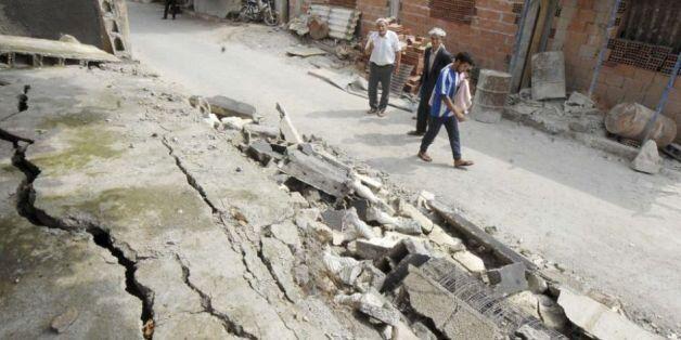 Secousse de Blida:Des dégâts importants enregistrés à Hammam Melouane et Chebli, selon la protection