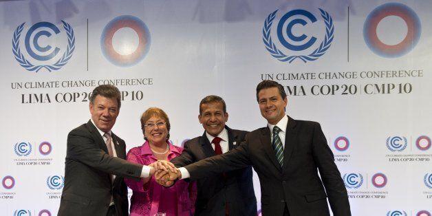 Conférence de l'Onu sur le climat à Lima: accord à l'arrachée pour réduire les émissions de CO2 d'ici