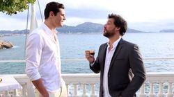 Florent Manaudou et Titoff parodient la pub Nespresso avec Clooney et