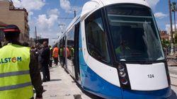 Tramway d'Alger: 50% des usagers sont en situation de