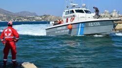 Titanesque opération de sauvetage des passagers d'un ferry au large de la