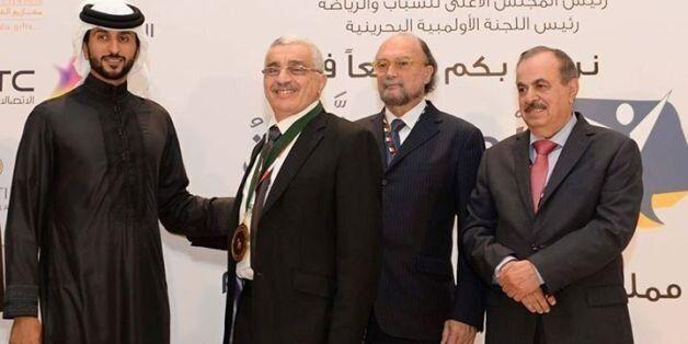 Honoré à Manama par l'Union arabe des journalistes sportifs: Ali Selhani, un passionné de