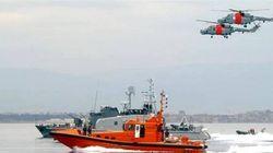 Les corps de deux des trois marins disparus