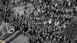 Histoire de l'Algérie: Retour en images sur les manifestations populaires du 11 décembre