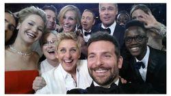 Les 50 meilleurs selfies de célébrités en