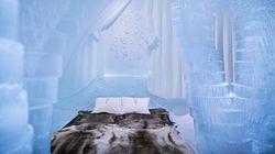 Découvrez cet incroyable hôtel de glace (EN