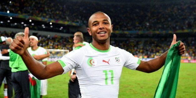 Yacine Brahimi dans le top 100 des footballeurs en 2014, selon The