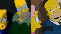 L'évolution des Simpson en 25