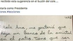 La iniciativa de una niña de Burgos que arrasa en Facebook: quiere crear algo