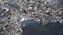 Près de 269.000 tonnes de déchets plastiques à la surface de nos