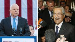 Chute du baril: Le sénateur Mccain remercie les Saoudiens pour les ennuis de