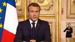 Dans son hommage à Chirac, Macron a fait du