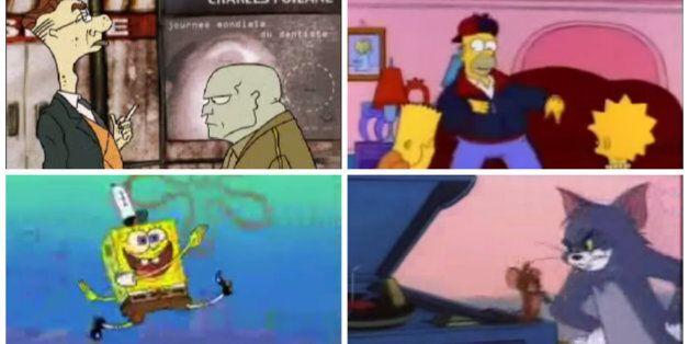 Des dessins animés célèbres en