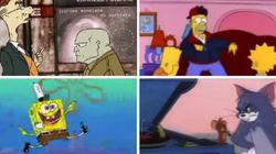 Les Simpson, Tom et Jerry, etc. en darija