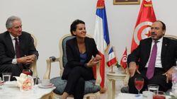 Najat Vallaud-Belkacem en visite de deux jours en