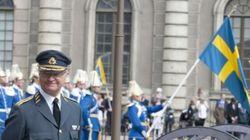 Le Roi de Suède félicite la Palestine à l'occasion de la fête de l'indépendance