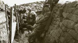 Première Guerre mondiale: Des photos inédites de la vie dans les
