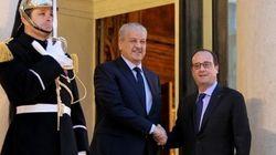 Sellal à Paris pour le Comité intergouvernemental