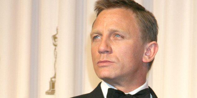 L'acteur Daniel Craig, interprète de James