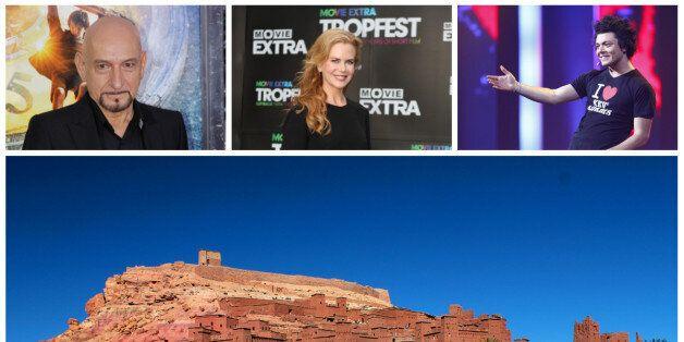 Ouarzazate: Nicole Kidman, Aladin et Toutânkhamon relancent le