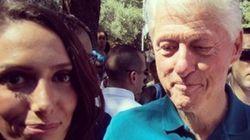 Cette photo compromettante de Bill Clinton a bien fait rire les