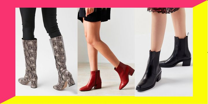 There are major markdowns on fall boots.