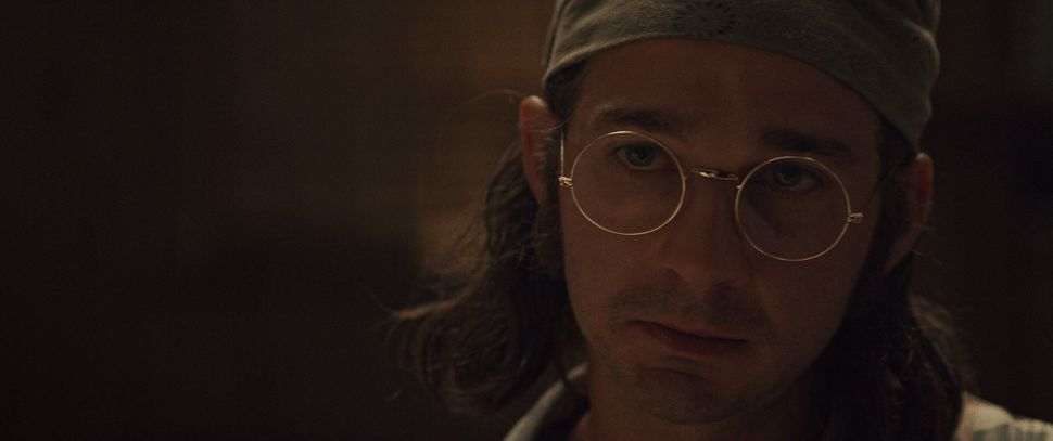 "Shia LaBeouf in ""Honey Boy,"" opening Nov. 8."