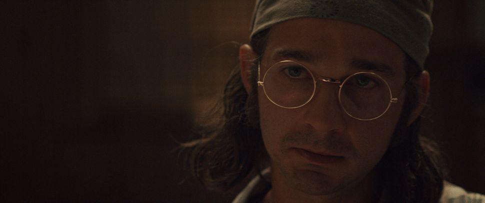"""Shia LaBeouf in """"Honey Boy,"""" opening Nov. 8."""