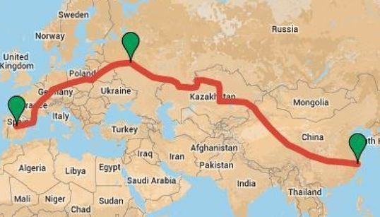 Voici le nouveau plus long trajet du monde en