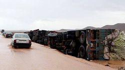 Nouvelles intempéries: Le Maroc reste sous