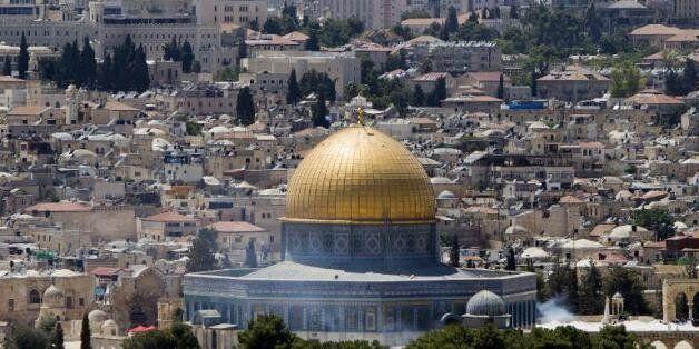 Jérusalem: Une classe d'une école enseignant en arabe et en hébreu a été