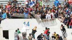 Hooliganisme: La justice sort le carton