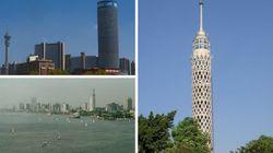 Les 5 tours les plus hautes d'Afrique